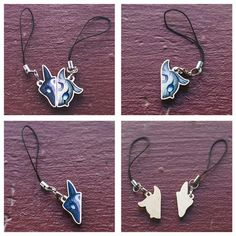 League of Legends: Kindred Phone Charm