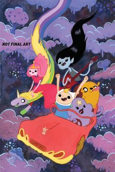 Adventure Time #10 (Cover C)