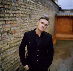 Morrissey is an English singer