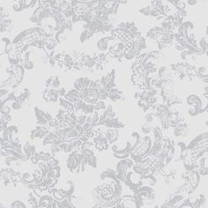 Coloroll Vintage Lace Wallpaper Dove Grey (M0755) - Coloroll from I love wallpaper UK