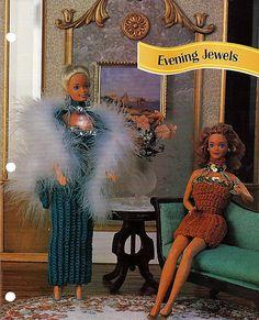 Evening Jewels Crochet Pattern Annies Fashion by grammysyarngarden