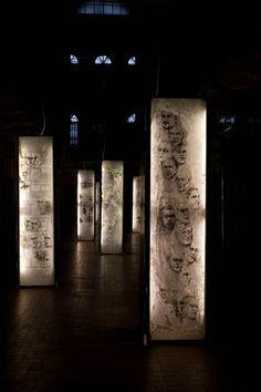 Claudia Vitari: PERCORSOGALERA - in cooperation with the Lorusso e Cutugno prison, Turin Berlin Art, Turin, Art Projects, Prison, Printing, Artists, Art, Artist, Art Designs