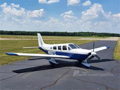 N800TC, 1981 Piper Saratoga Fixed Gear - 4655 TT, 791 Since Engine Overhaul, 3 Blade Propeller, Century 41 Autopilot, Garmin 340 Audio Panel, Garmin 530 GPS, Garmin GI-106A VOR / GS Indicator, Garmin GTX-335 ADS-B Compliant Transponder, JPI Graphic Engine Monitor, Club Seating, Leather, Only $129,500. Piper Aircraft, Used Aircraft, Airplane For Sale, Engine Pistons, Usa Cities, Sound Proofing, Fixed Gear, Aviation