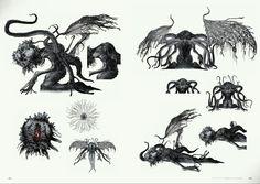 Bloodborne Concept Art - Ebriatas Concept Art