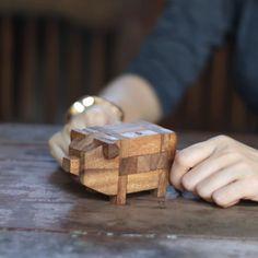 Puzzle en bois Loisirs créatifs Mecapuzzle Divertissement  Puzzle 3D Puzzles 3d, Wood Watch, Accessories, Wooden Children's Toys, Entertainment, Basket, Creative Crafts, Drawing Drawing, Wooden Clock