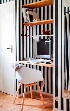 Listras - stripes #homeoffice
