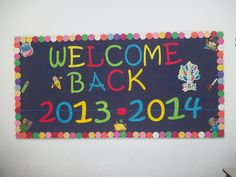 Back To School Bulletin Boards and Classroom Ideas | MyClassroomIdeas.com