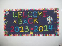 Back To School Bulletin Boards and Classroom Ideas   MyClassroomIdeas.com