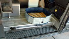 Building an Indoor Portable Shower for Our Sprinter Campervan - Wohnwagen Van Conversion Layout, Sprinter Van Conversion, Camper Van Conversion Diy, Shower Tent, Diy Shower, Camp Shower, Motorhome, Camper Van Shower, Camper Bathroom