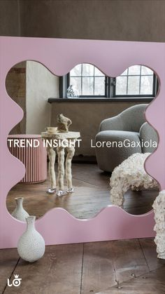 Insight, Shapes, Mirrors, October, Home, Ad Home, Homes, Mirror, Haus