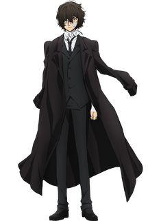 Dazai lider de Post Mafia