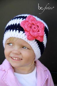 Výsledek obrázku pro girls hat, baby girls hat, little girls hat, kids hat, crochet kid hat, pink hat, baby girls hat, crochet hat for girls ,baby christmas gift