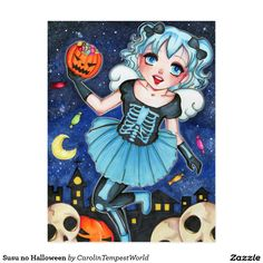 Susu no Halloween