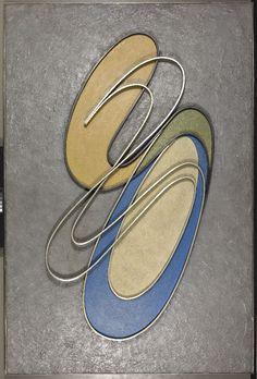 César Domela - Relief no.71