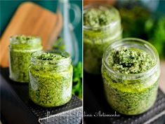 Dressings, Yummy Food, Tasty, Pesto Sauce, Preserves, Pickles, Cucumber, Food And Drink, Low Carb