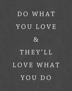 Do What You Love Print - http://www.diyhomeproject.net/do-what-you-love-print