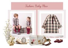 """""""Autumn checks"""" by fashionbabyplace ❤ liked on Polyvore featuring Pier 1 Imports, Ginger Ray and Transpac"""