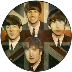 THE BEATLES - She Loves You - Live At Karlaplan Stockholm - PICTURE DISC
