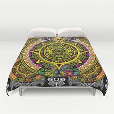 Fabric Pattern Duvet Cover