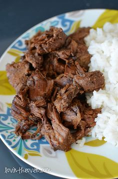 balsamic beef - slow cooker
