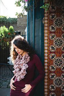 Freya Scarf Inside Crochet