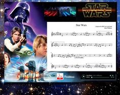 Blog recopilatorio de partituras en Wix y PDF ordenadas alfabéticamente.