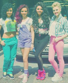 Listing to, wishing you looked like one of the girls, wishing you had their accent, & relating to their songs.Little Mix♡❤ Jesy Nelson, Perrie Edwards, Cher Lloyd, Inspirational Celebrities, Girl Bands, You Look Like, Little Mix, Classy And Fabulous, Little Princess