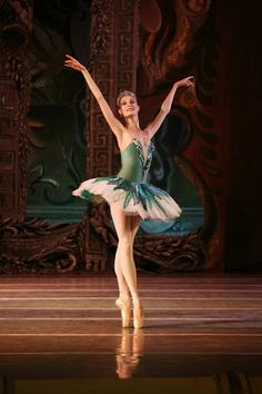 ballet is also about the perfect costume for your role