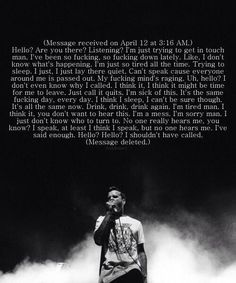 The Amity Affliction - Never Alone