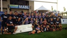 Serevi Rugbytown Sevens: All Americans Cup Champions!