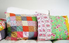 patchwork,  by silly old suitcase via Flickr.