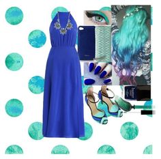 """""""Blue Beauty"""" by greygrey1114 on Polyvore featuring Valextra, Mudd, Zimmermann, Sparkling Sage, Butter London and Omorovicza"""