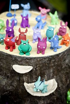 Sculpey Monsters | Flickr - Photo Sharing!