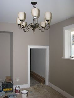 Benjamin Moore Silver Fox. Put Rockport Grey up in a bedroom...too dark. This looks more like what I want