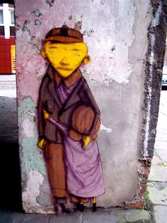 By Os Gemeos , Brazil