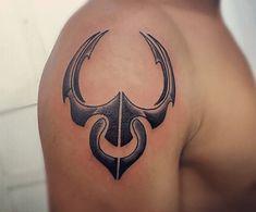 Tatuagens do signo de touro: 20 desenhos para inspirar taurinas Taurus Tattoos, Tattos, Tribal Tattoos, Make Up, Jewellery, Nails, Tattoo Ideas, Tattoos Gallery, Delicate Tattoo