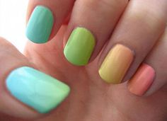 Have a spring fling with nail art | Fashion   Beauty | PureWow Chicago
