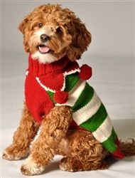 Christmas Elf Sweater - Apparel - Sweaters Posh Puppy Boutique