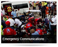 Arrive Alive South Africa | Emergency Services Communications