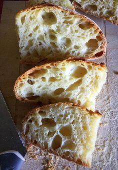 Cuisines Design, Sourdough Bread, Pizza Recipes, Biscotti, Barbecue, Homemade, Food, Italian Bread, Food And Drinks