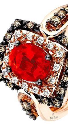 Le Vian Fire Opal Earrings Amazing Jewels Pinterest And Diamond
