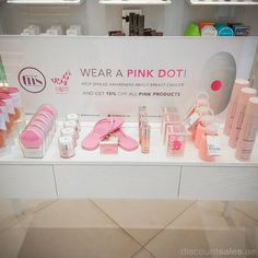 Nail Spa's Wear A Pink Promo      We've gone all PINK this October! Let's support this fight together and help spread awareness about Breast Cancer. Step in to wear a Pink Nail Spa's Wear A Pink Promo         (adsbygoogle = window.adsbygoogle || []).push();           (function(d) {         var params... #FOREO #Gandys #GopinkWithForeo #TNSSAYSCHECKYOURSELF #TweexyBkrAndLoveKevinMurphy #CosmeticsPerfumes #Fashion #JewelryWatches #UAEdeals #DubaiOffers