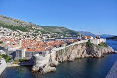 """Dubrovnik - Die """"Perle der Adria"""". Was man an einem Wochenende in Dubrovnik erleben kann, erzähle ich in meinem Reisebericht."""
