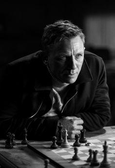 The Best Films of 2019 — Strange Harbors Daniel Craig Style, Daniel Craig James Bond, Craig David, Portrait Photography Men, Dark Photography, Craig Bond, Service Secret, Daniel Graig, James Bond Style