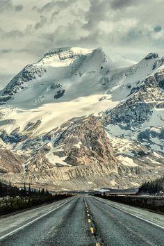 Drive to you. You big beautiful mountain you. Xo