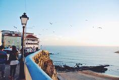 Promenade im World Surf Reservat Ericeira, Portugal. Lest hier wie meine Woche in dem Fischerdörfchen war!