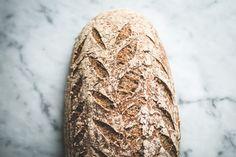 seeded gluten free sourdough bread-2