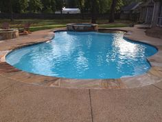 Inground Pools | Custom Pool Builder Tyler Texas | Gunite Pool Construction, Above Ground Pool Construction, Outdoor Living, Pool Renovation, Pool Service and repair.