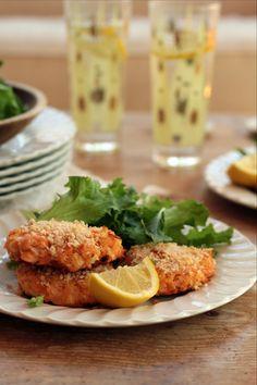 Salmon Patties (baked)