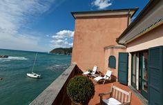 Levanto Vacation Rental - VRBO 402548 - 7 BR Cinque Terre Area Villa in Italy, Villa La Pietra-Holiday Accommodation in 5 Terre National Park